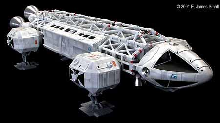 space 1999 spacecraft designs - photo #36