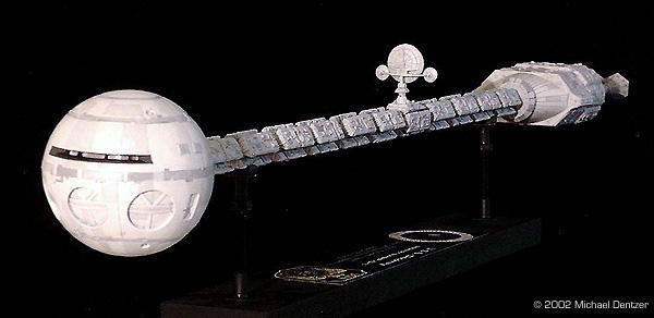 discovery spacecraft from 2001-#23