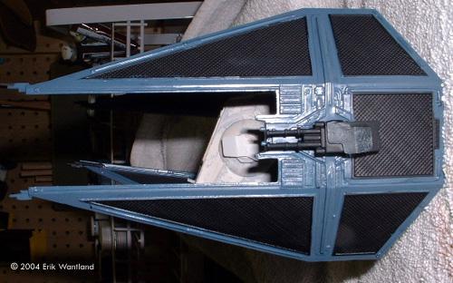 Starship Modeler 2003 Star Wars Uglies Challenge