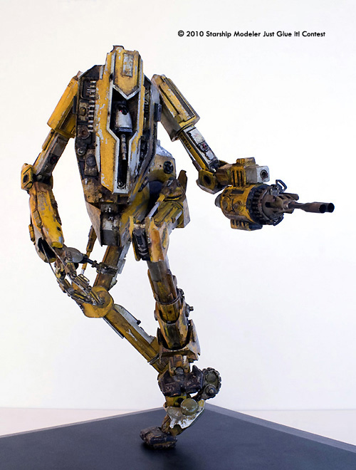Starship Modeler Just Glue It Sci Fi Modeling Contest