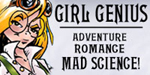 [Girl Genius - Adventure! Romance! Mad Science!]