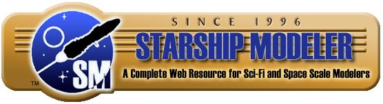 Starship Modeler Home