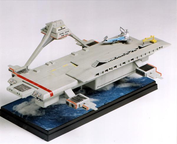 Starship Modeler Gerry Anderson Gallery