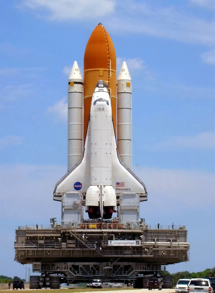NASA's Space Shuttle, officially called Space Transportation System (STS),