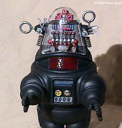 Starship Modeler Polar Lights Robby The Robot