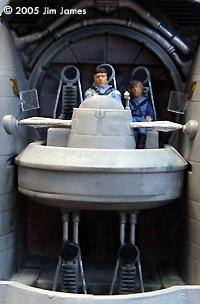 Starship Modeler Fine Molds Slave One