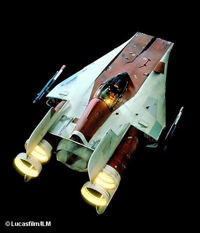 Starship Modeler Star Wars Hardware Reference