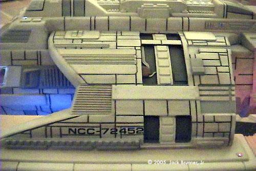 Starship Modeler